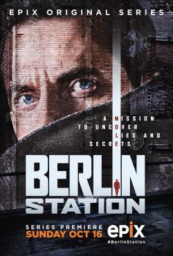 Berlin Station Season 1,美剧《柏林情报站》第一季10集全集(1080P)