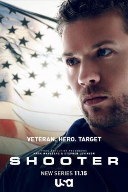 Shooter S01,美剧《生死狙击》第一季10集全集(1080P)