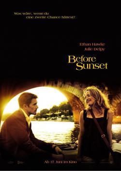 Before Sunset,爱在日落黄昏时,日落巴黎(蓝光原版)