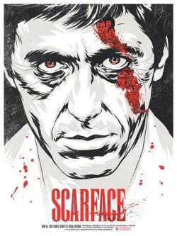 Scarface,疤面煞星(蓝光原版)