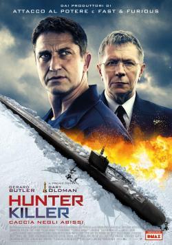 Hunter Killer,冰海陷落,潜舰猎杀令,猎人杀手[杜比全景声](蓝光原版)