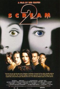 Scream 2,惊声尖叫2,夺命狂呼2,尖叫2(蓝光原版)