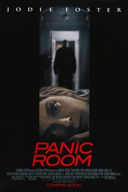 Panic Room,战栗空间,房不胜防,颤栗空间(720P)