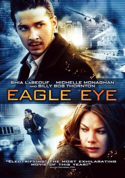 Eagle Eye,鹰眼,鹰眼追击(蓝光原版)