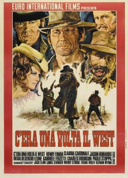 Once Upon a Time in the West,西部往事,狂沙十万里(蓝光原版)