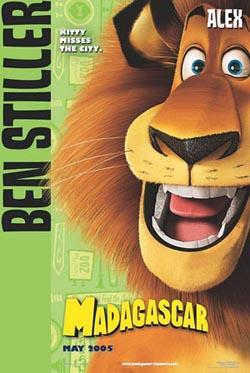 Madagascar,马达加斯加,荒失失奇兵