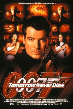 Tomorrow Never Dies,007系列18:明日帝国,新铁金刚之明日帝国,致命关头