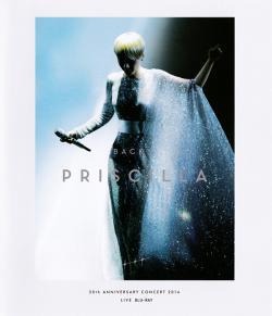 Back to Priscilla Live,陈慧娴Back To Priscilla三十周年演唱会(蓝光原版)
