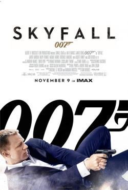 Skyfall,007: 大破天幕杀机,007: 空降危机,新铁金刚智破天凶城(蓝光原版)