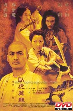Crouching Tiger Hidden Dragon,卧虎藏龙(720P)
