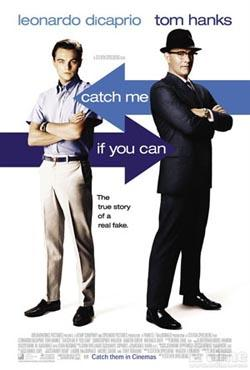 Catch Me If You Can,逍遥法外,神鬼交锋,捉智双雄,猫鼠游戏(720P)