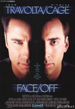 Face/Off,变脸,夺面双雄(蓝光原版)