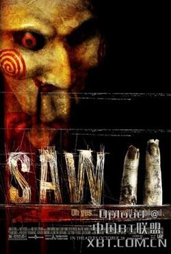 Saw II,电锯惊魂2,你死我活2,恐惧斗室2(蓝光原版)