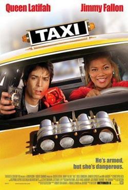 Taxi,的士飚花,的士女王,计程车女王,美国版《的士速逮》,终极杀阵美国版,出租汽车女王,纽约的士速递