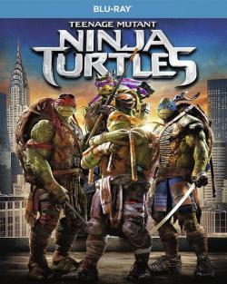 Teenage Mutant Ninja Turtles,忍者神龟: 变种时代,忍者龟: 变种新任务(蓝光原版)