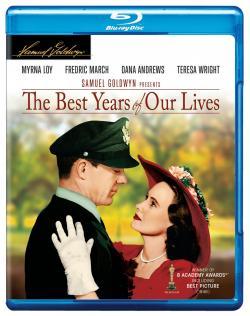 The Best Years of Our Lives,黄金时代[荣获奥斯卡七项大奖](蓝光原版)