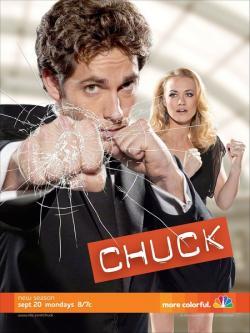 Chuck S04,美剧《超市特工》第四季24全集