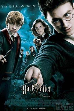 Harry Potter and the Order of the Phoenix,哈利波特与凤凰社,哈利·波特5,哈利波特:凤凰会的密令(蓝光原版)
