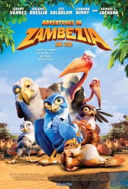 Adventures in Zambezia 2012 3D,反斗奇鹰,赞鸟历险记[左右半宽3D](720P)