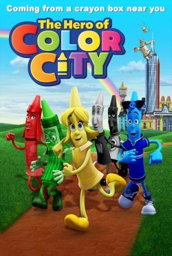 The Hero of Color City,蜡笔总动员(720P)