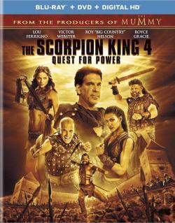 The Scorpion King: The Lost Throne,蝎子王4:争权夺利,蝎子王4(720P)