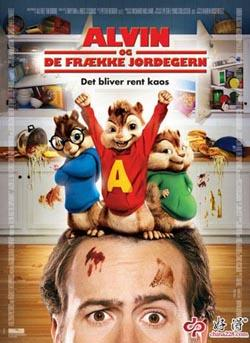 Alvin and the Chipmunks,艾尔文与花栗鼠,艾尔文和花栗鼠,艾尔文和他的金花鼠兄弟,鼠来宝