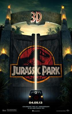 Jurassic Park 1993 3D,侏罗纪公园[3D+2D版](蓝光原版)