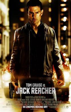 Jack Reacher,侠探杰克,烈探狙击,神隐任务,射杀疑云](蓝光原版)