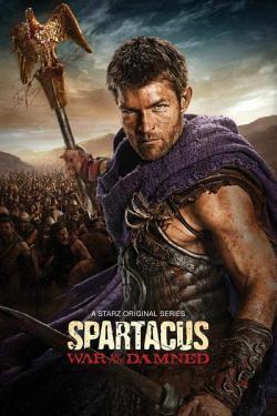 Spartacus: War of the Damned,美剧《斯巴达克斯:亡者之役》第三季10全集(1080P)