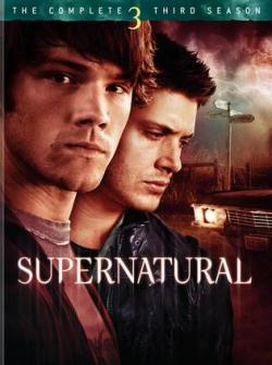 Supernatural Season 3,美剧《邪恶力量》第三季16集全集(720P)