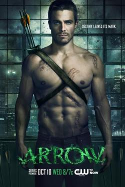 Arrow S01,美剧《绿箭,绿箭侠》第一季23集全集(720P)