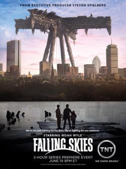 Falling Skies S01,美剧《陨落星辰》[斯皮尔伯格制作外星人题材]第一季10集全集(720P)