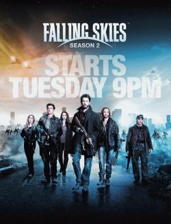 Falling Skies S02,美剧《陨落星辰》第二季10集全集(720P)