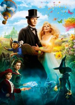Oz The Great and Powerful,魔境仙踪,奥兹大法师,绿野仙踪,奥兹大帝[3D+2D版](蓝光原版)