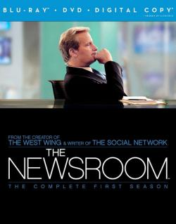The Newsroom S01,美剧《新闻编辑室,新闻中心》第一季10集全集(720P)