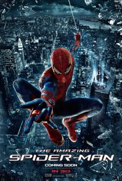 The Amazing Spider-man,超凡蜘蛛侠,3D蜘蛛侠: 惊世现新,蜘蛛人: 惊奇再起[左右半宽3D](720P)