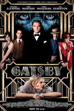 The Great Gatsby,了不起的盖茨比,大亨小传[3D版](蓝光原版)