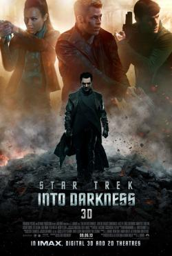 Star Trek Into Darkness ,星际迷航12: 暗黑无界,星际争霸战12: 暗黑无界[3D+2D版](蓝光原版)