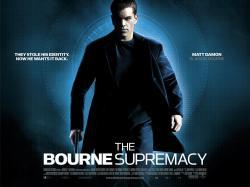 The Bourne Supremacy,谍影重重2,伯恩的霸权,神鬼认证:神鬼疑云(蓝光原版)