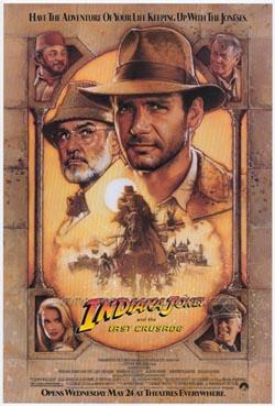 Indiana Jones and the Last Crusade,夺宝奇兵3:圣战奇兵,圣战奇兵(720P)