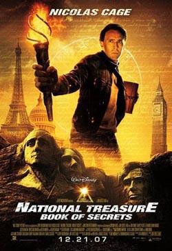 National Treasure: Book of Secrets,国家宝藏2:秘密之书,国家宝藏:古籍秘辛,惊天夺宝:世纪秘册(720P)