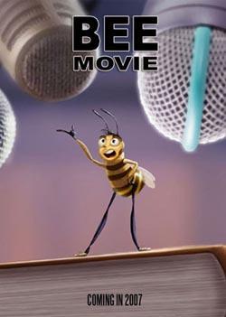 Bee Movie,蜜蜂总动员,蜜蜂电影,一只小蜜蜂(720P)