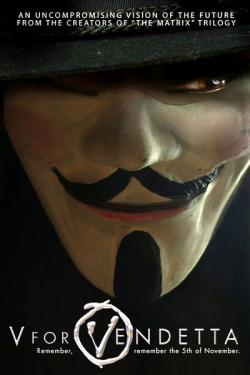 V For Vendetta,V字仇杀队(蓝光原版)