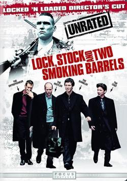 Lock Stock and Two Smoking Barrels,两杆大烟枪,两杆老烟枪,魔高一丈,两根枪管(蓝光原版)