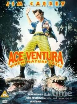 Ace Ventura When Nature Calls,神探飞机头2(蓝光原版)