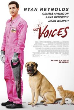 The Voices,血色孤语(720P)