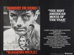 Raging Bull,愤怒的公牛(蓝光原版)