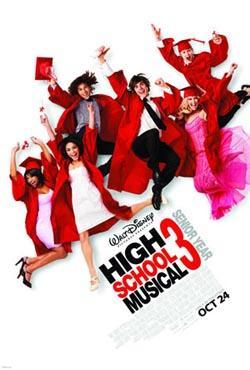 High School Musical 3 Senior Year,歌舞青春3:毕业季(蓝光原版)