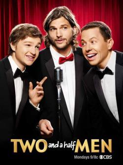Two and a Half Men S01,美剧《好汉两个半》第一季24集全集(720P)