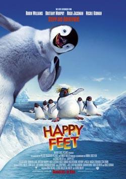 Happy Feet,快乐的大脚,欢快的大脚,踢跶小企鹅(1080P)